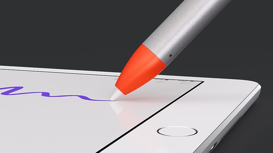Logitech Crayon e iPad