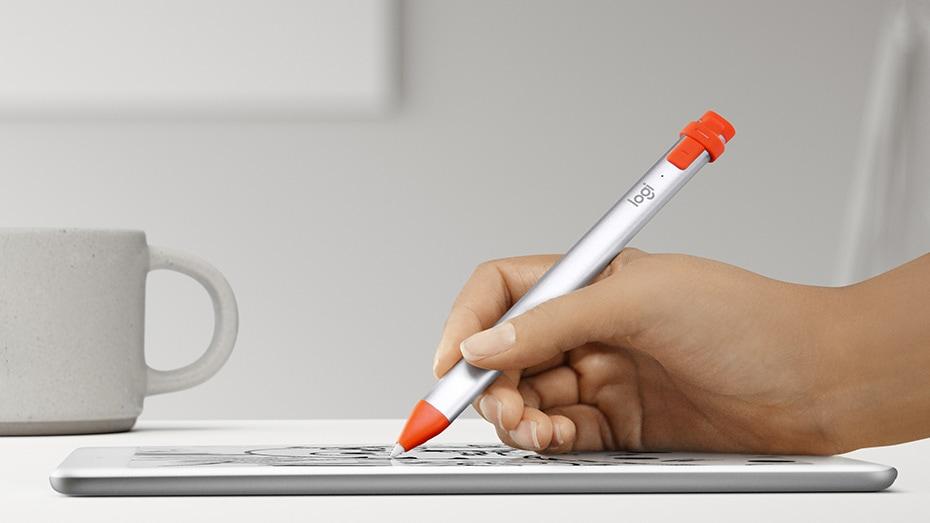 Crayon tecnologia de rejeição de mão