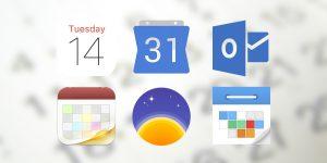 Apps de Calendário