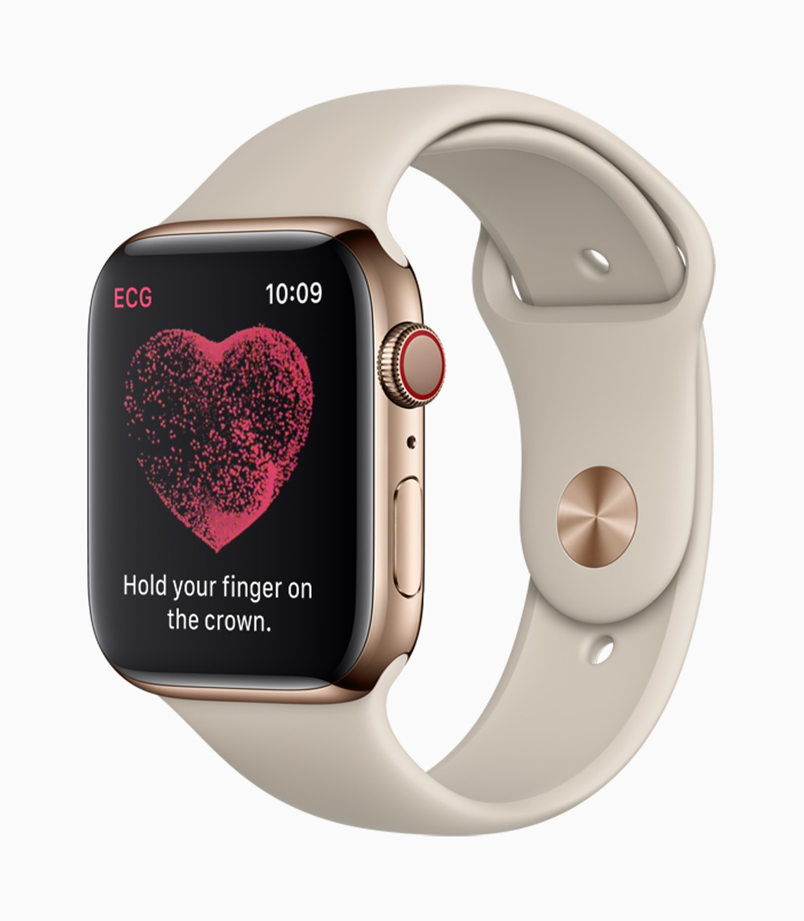 ECG no Apple Watch Series 4