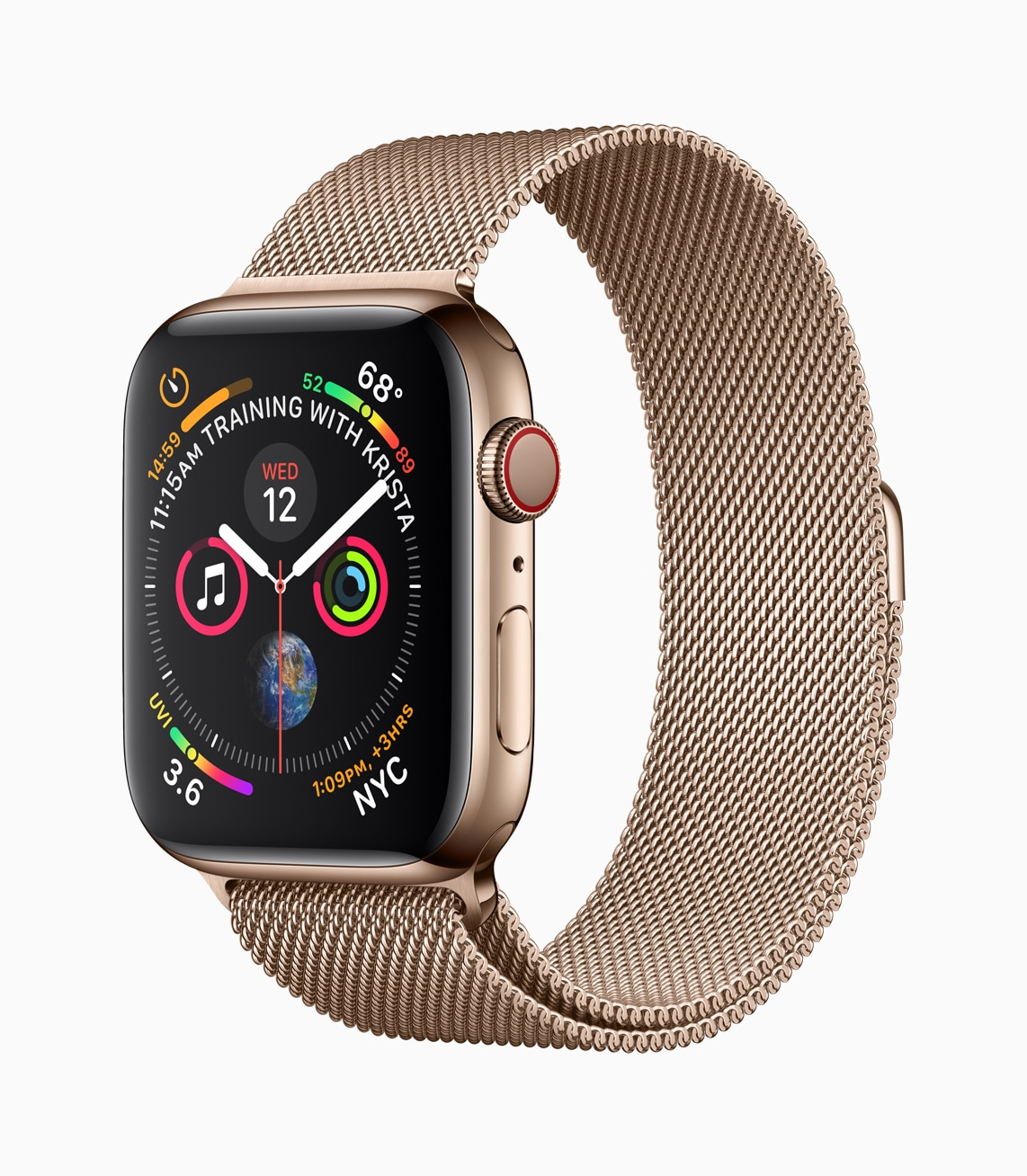 102e4f110 O que muda do Apple Watch Series 3 para o Series 4  – MacMagazine.com.br