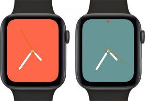 Novo mostrador do watchOS 5.1