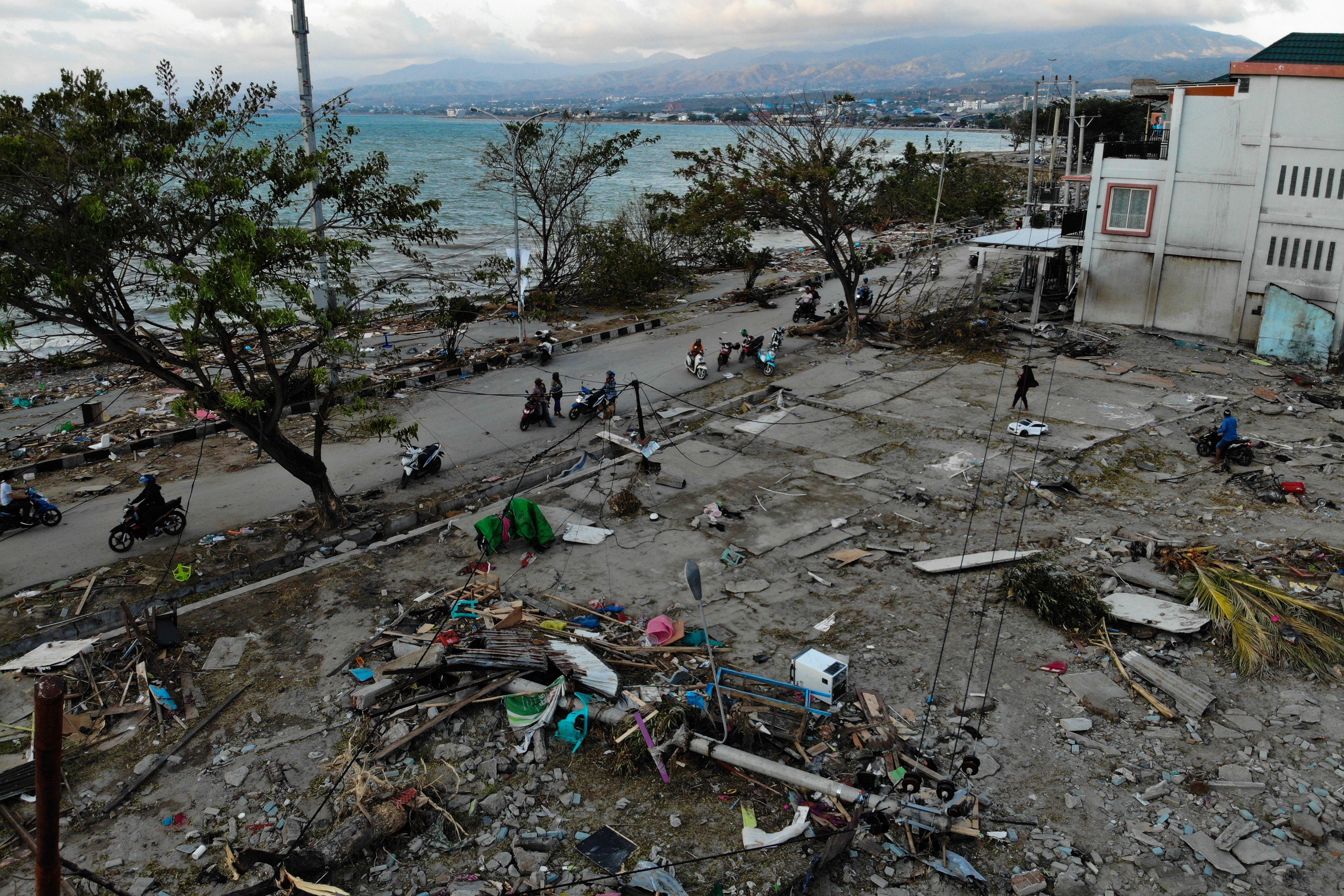 Terremoto e tsunami na Indonésia, setembro de 2018