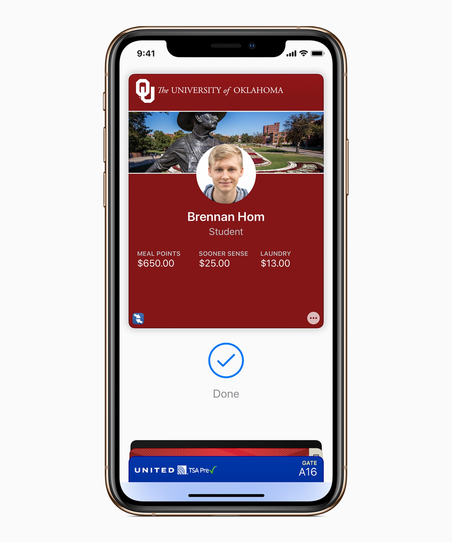 Wallet como ID de alunos em universidades