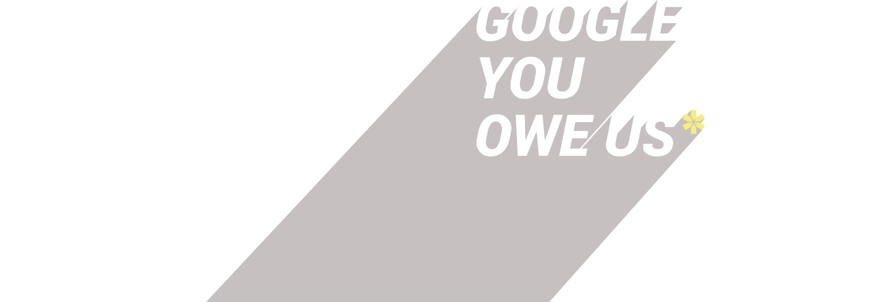 Ação coletiva Google You Own Us