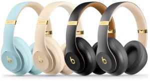 Skyline Collection do Beats Studio3 Wireless