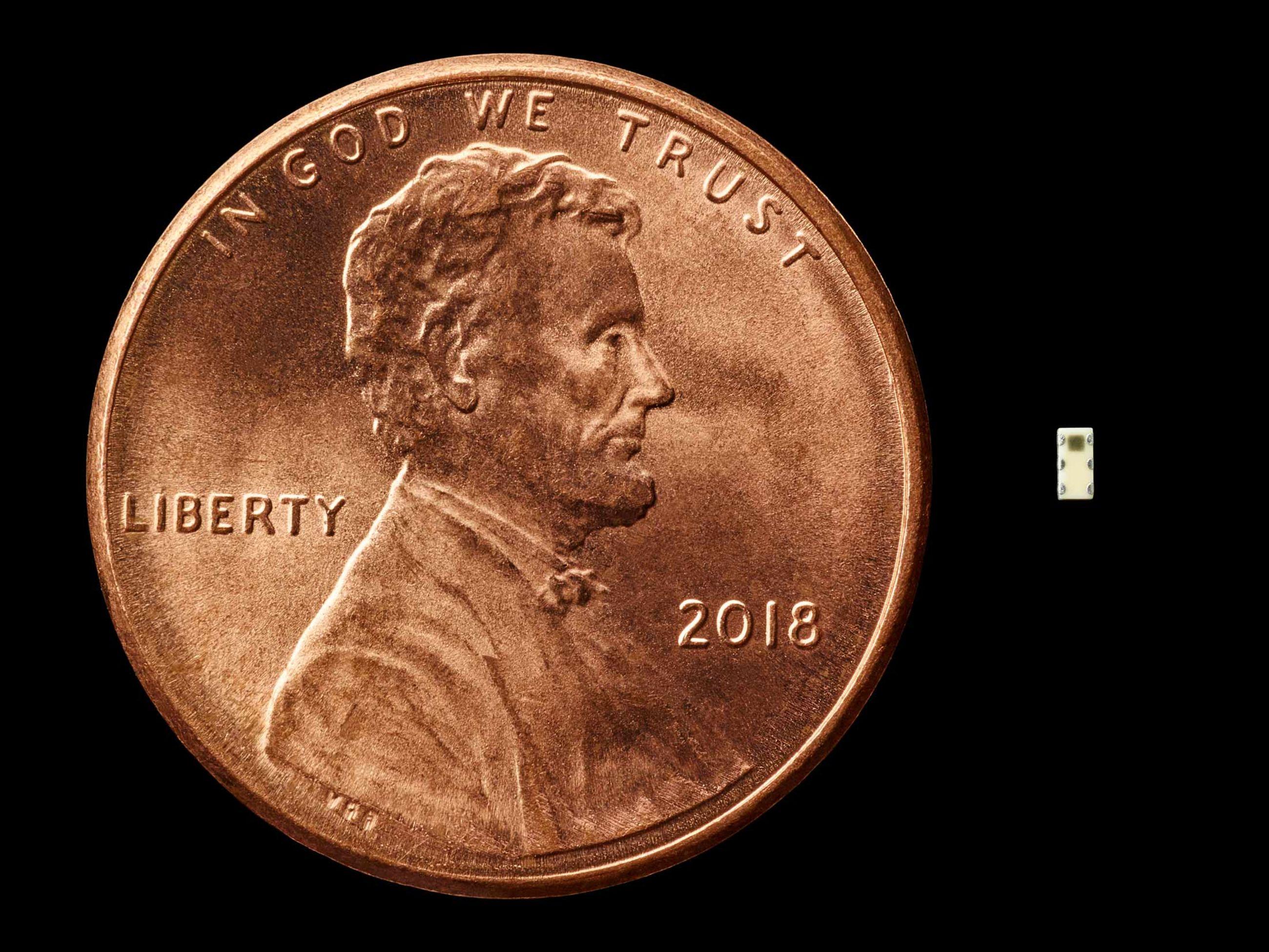 Suposto microchip utilizado para espionar a Apple