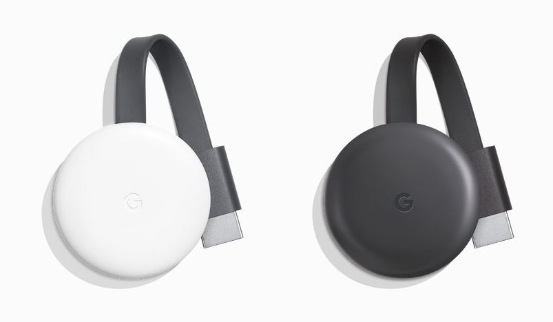 Novo Chromecast