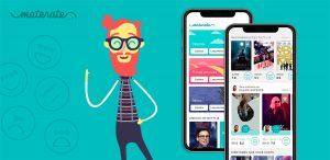 App MateRate para iOS e Android