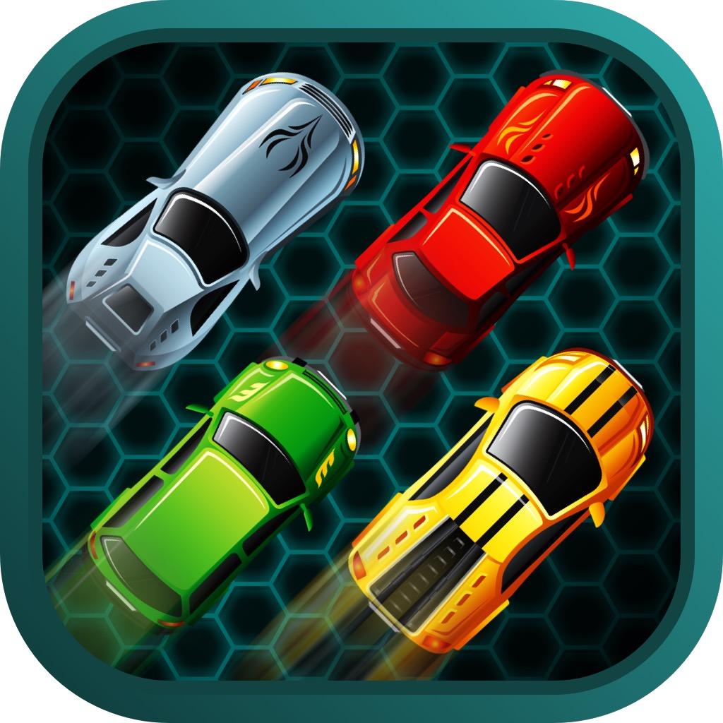Ícone do jogo Vector Race para iOS