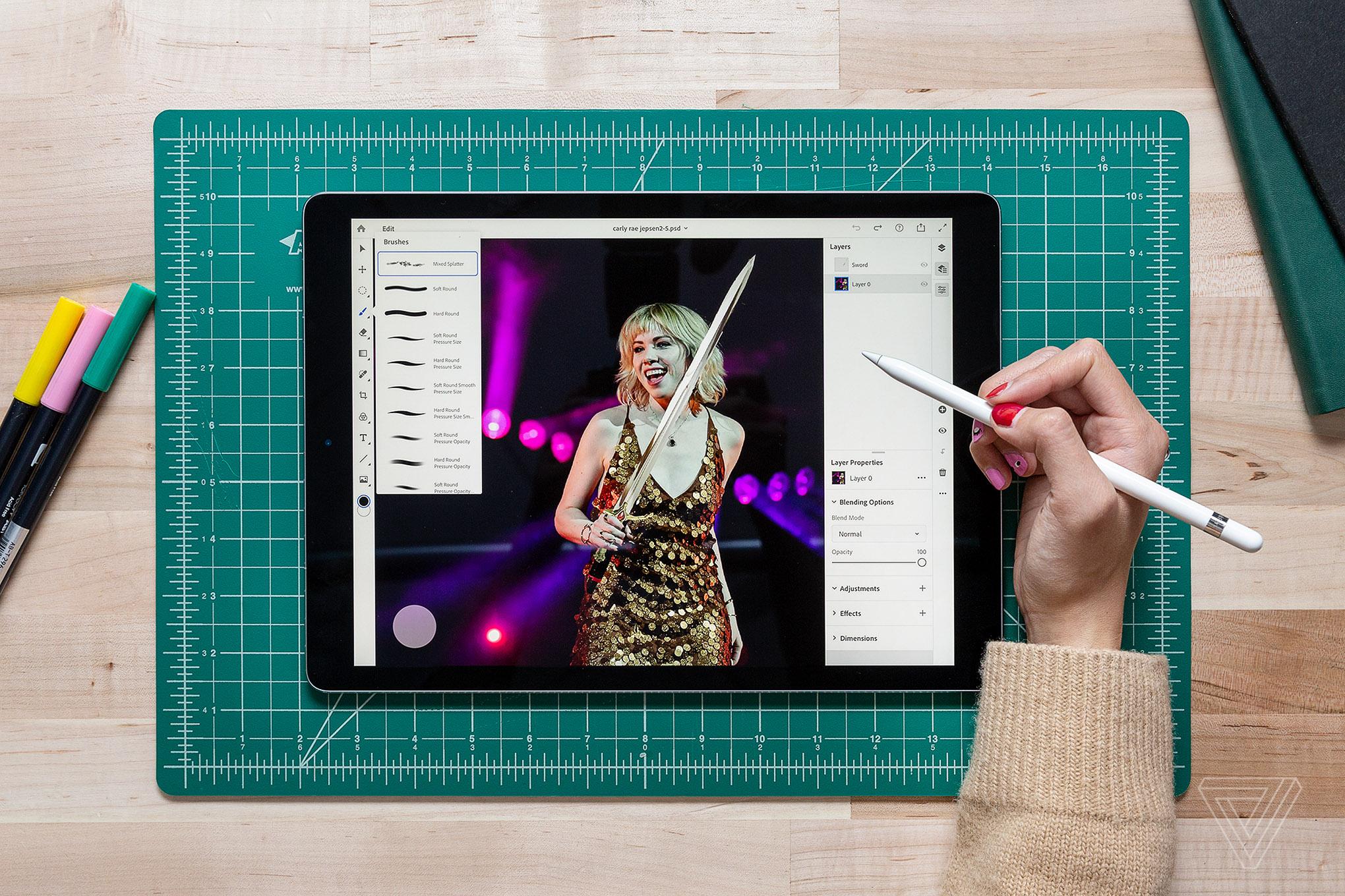 Adobe Photoshop CC para iPad