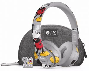 Edição especial de Mickey Mouse do Beats Solo 3 Wireless