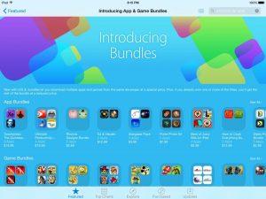 App Bundles, pacotes da App Store