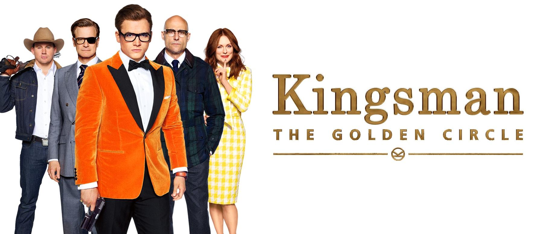 Filme - Kingsman: O Circulo Dourado