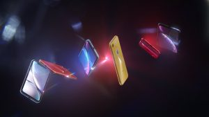Video do iPhone XR