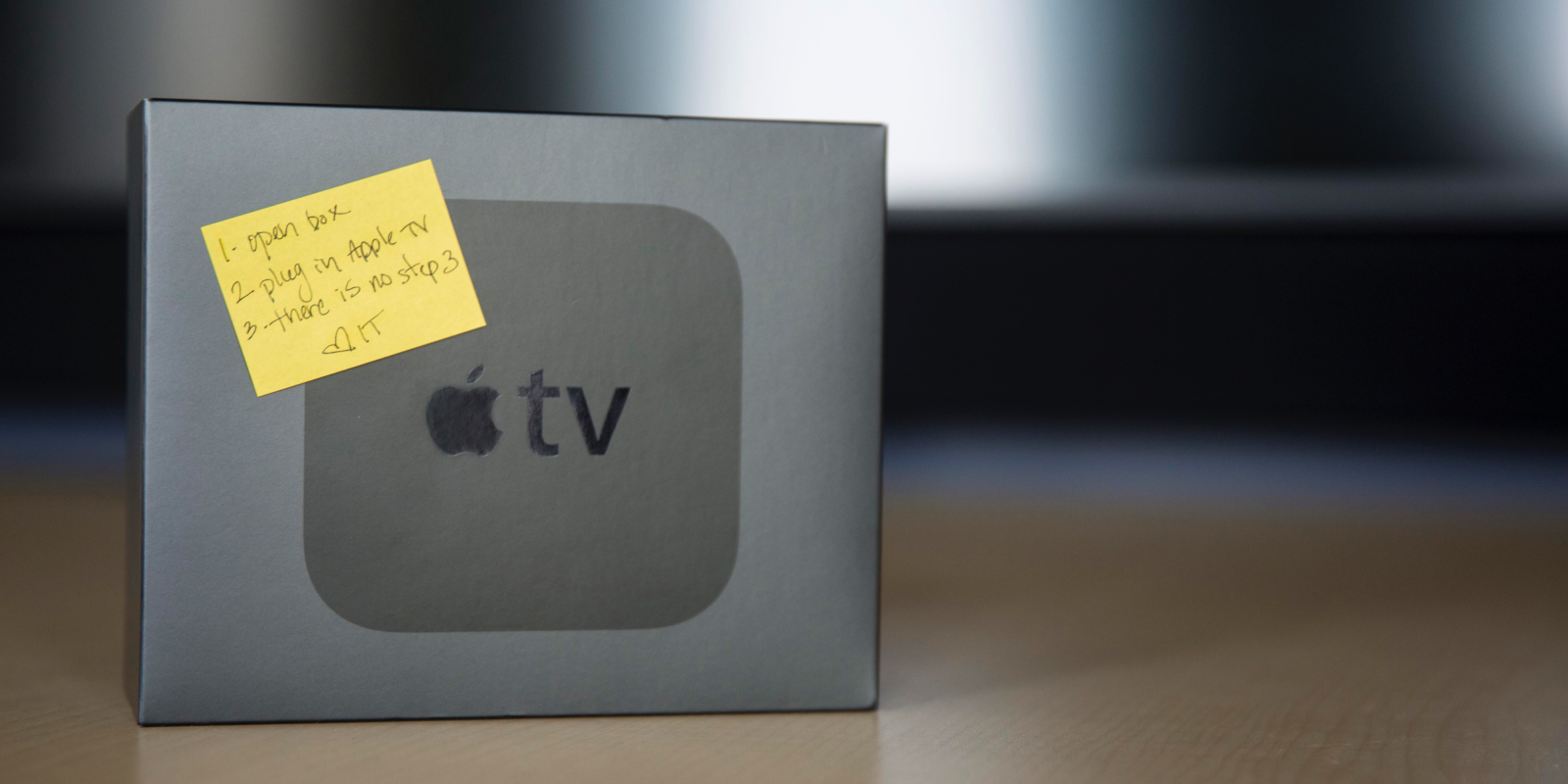 Apple TV no mercado corporativo