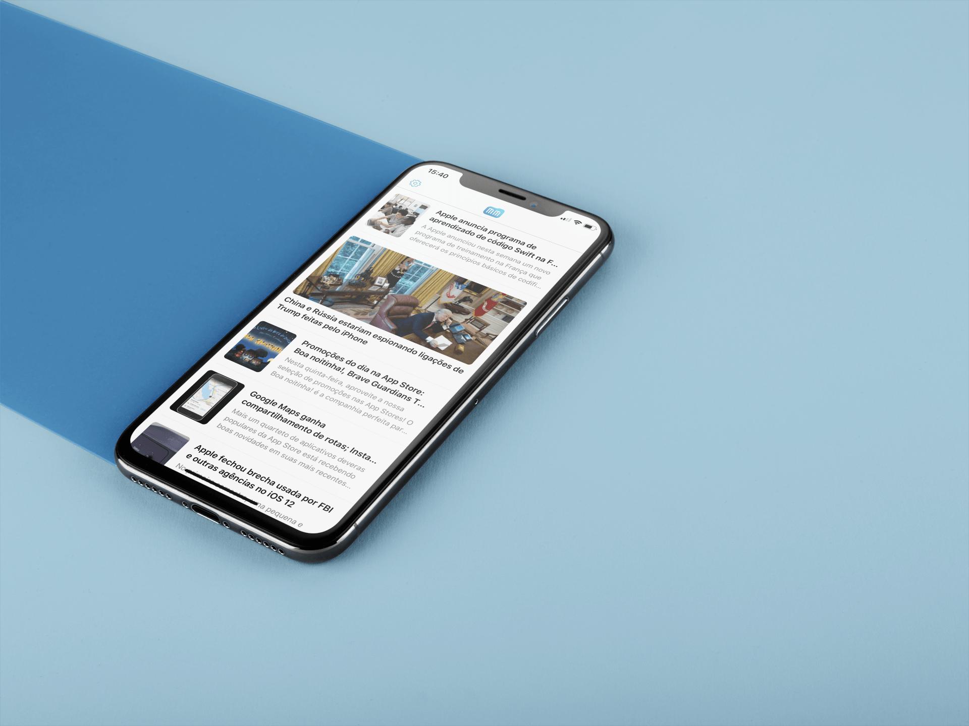 App MacMagazine para iOS