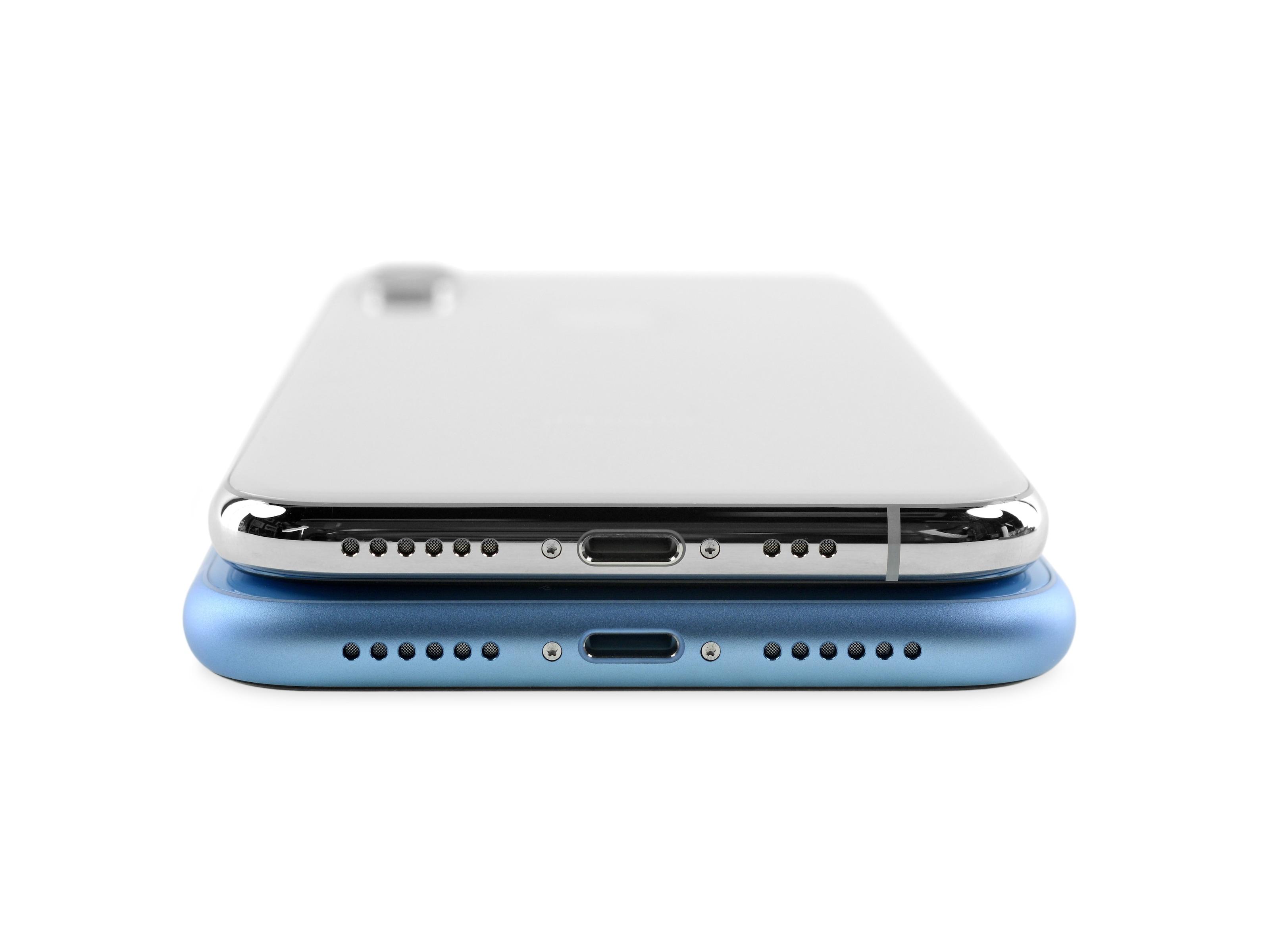 Desmontagem do iPhone XR