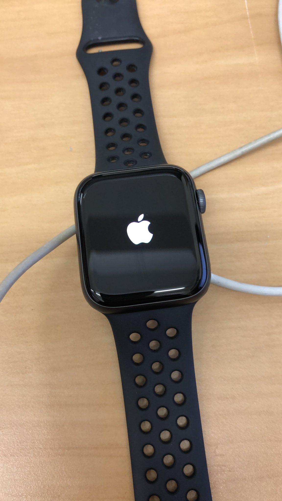 Apple Watch brickado com o watchOS 5.1