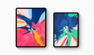 """iPads Pro de 11"""" e 12,9"""""""