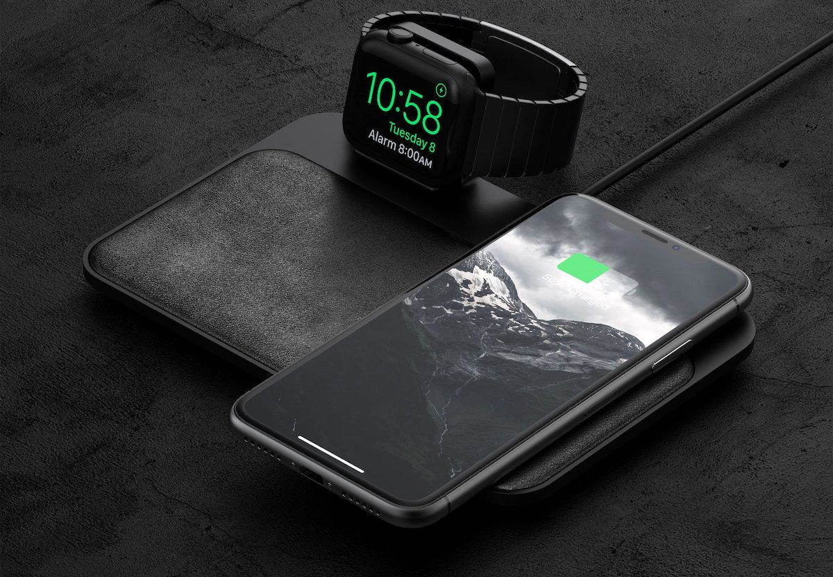 Carregador sem fio Nomad Base Station Apple Watch Edition