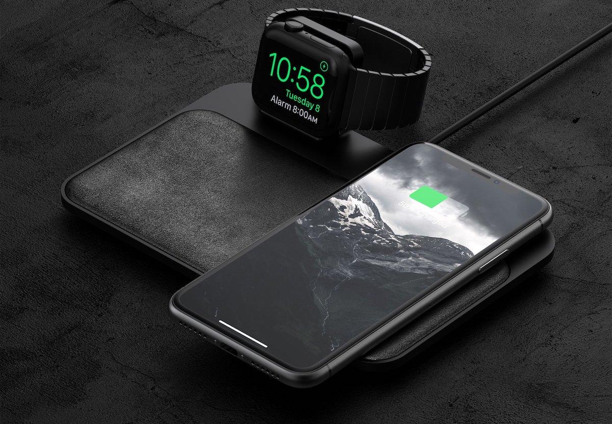 Carregador sem fio Nomad Base Station Apple Watch Edition