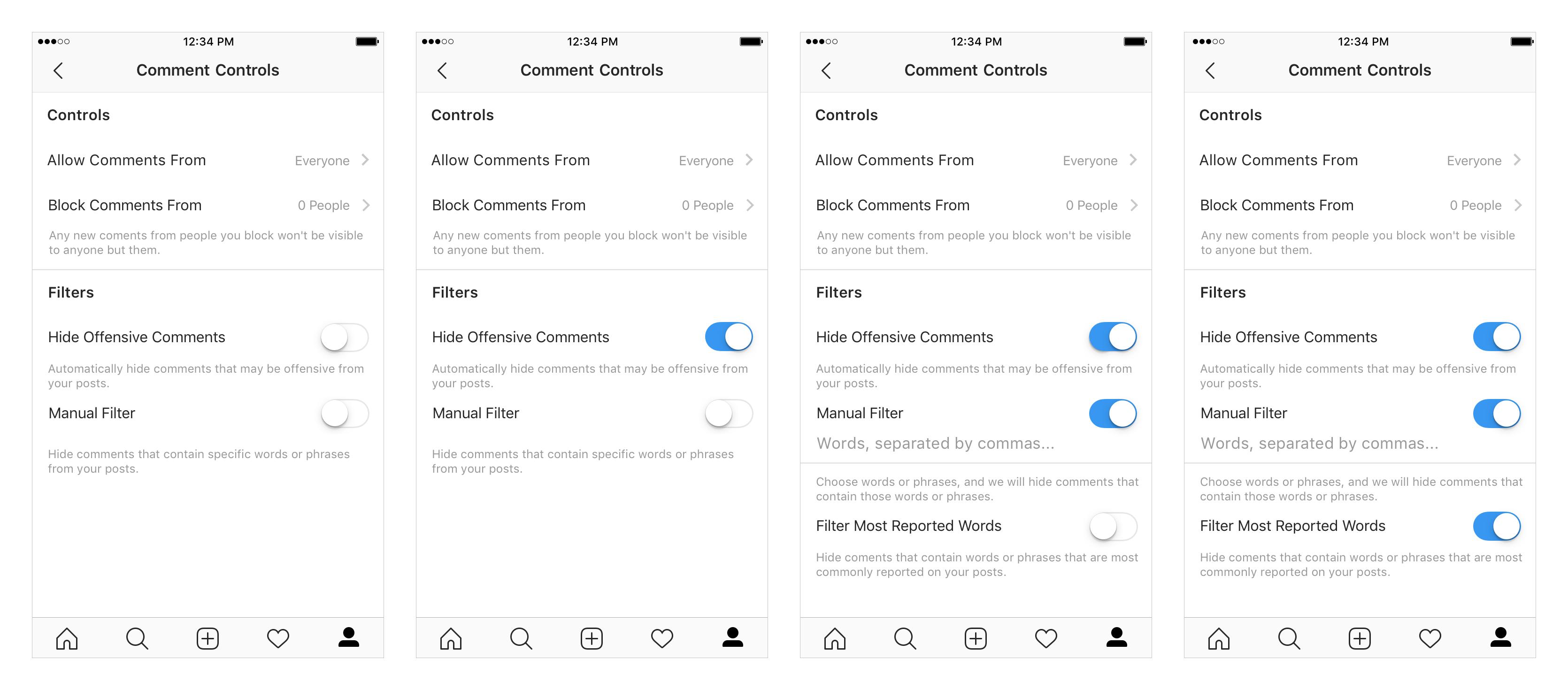Ferramentas de combate ao Bullying no Instagram