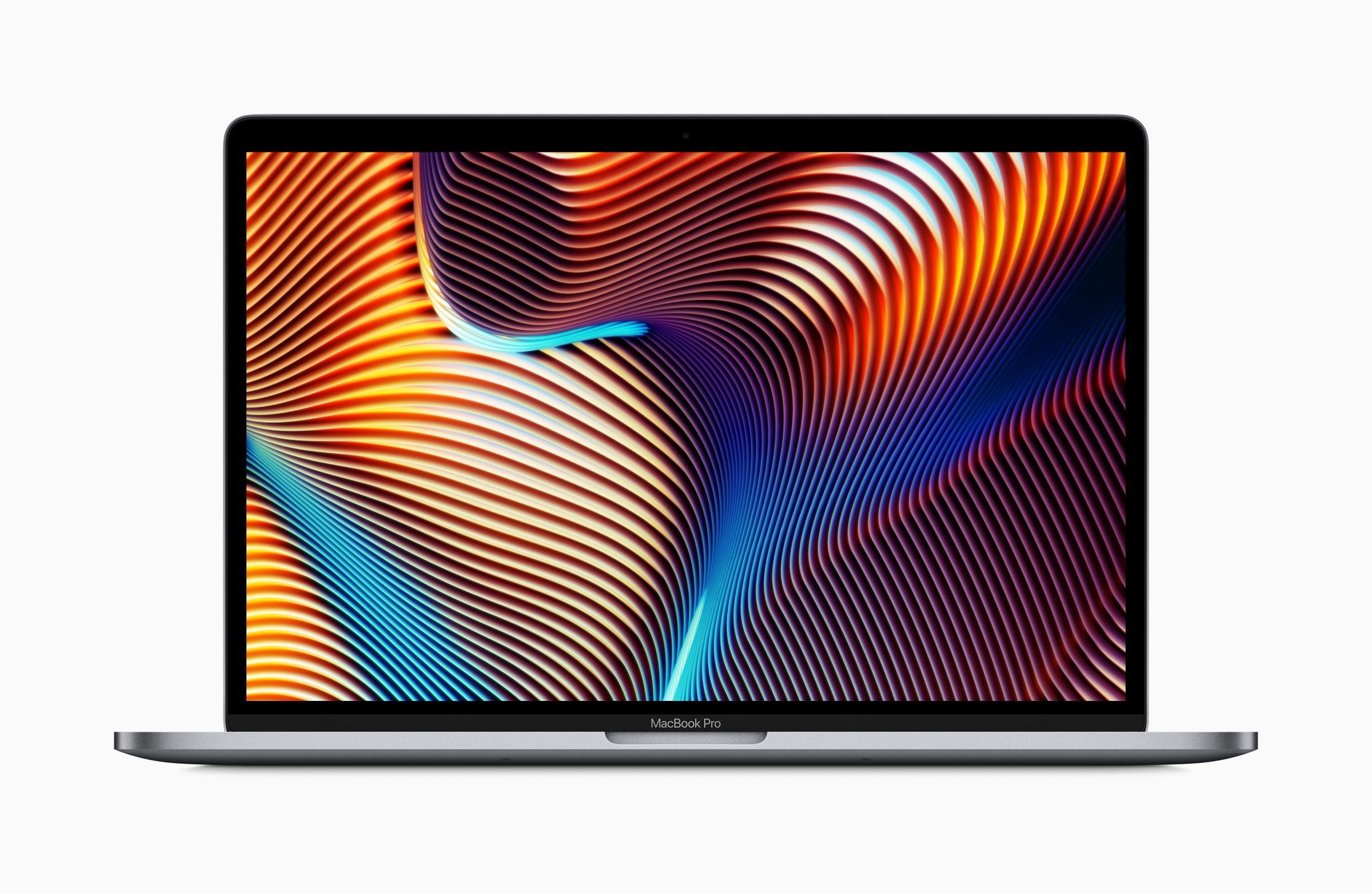Gráficos do novo MacBook Air