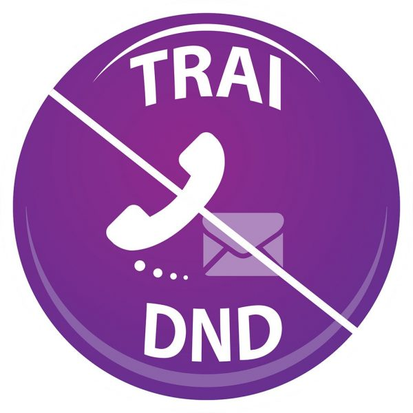 Ícone - TRAI DND — Do Not Disturb