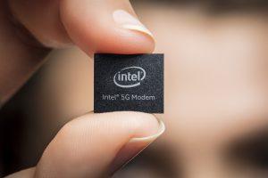 Modem 5G da Intel