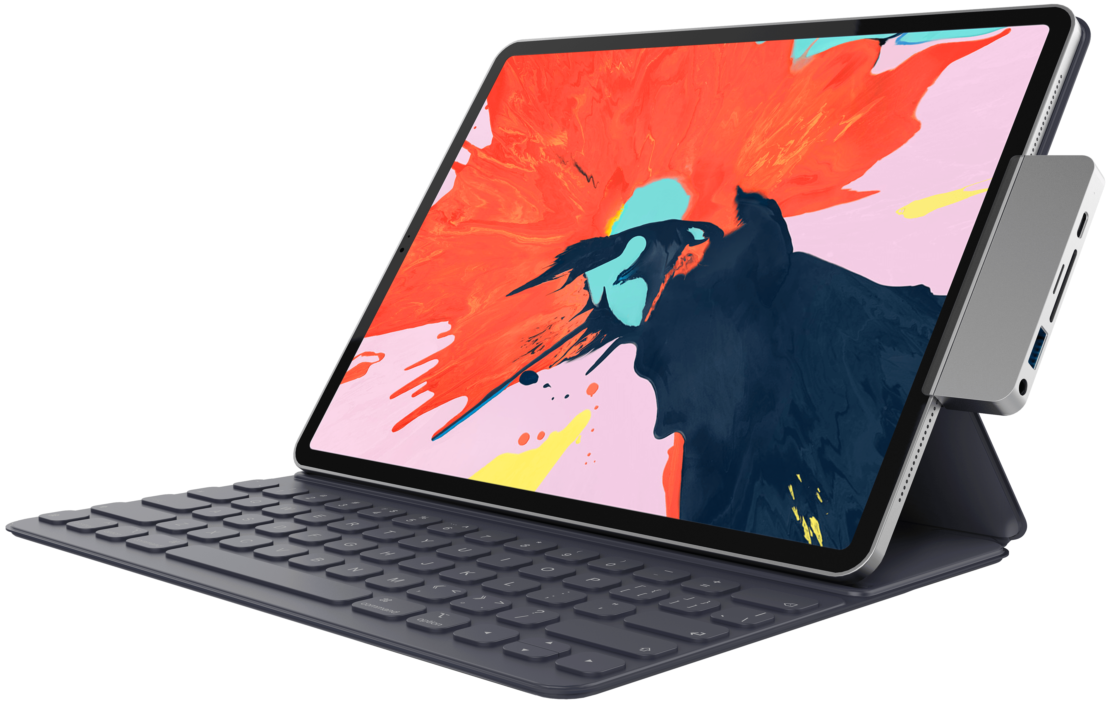 HyperDrive for iPad Pro