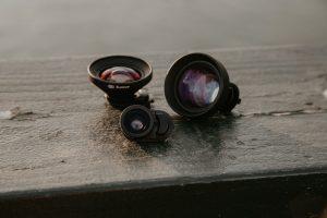 Novas lentes da olloclip