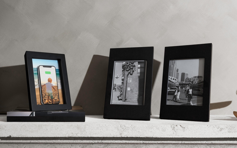 Twelve South PowerPic, porta-retrato com carregador sem fio