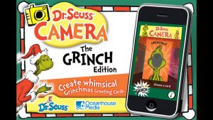 Dr. Seuss Camera – The Grinch Edition