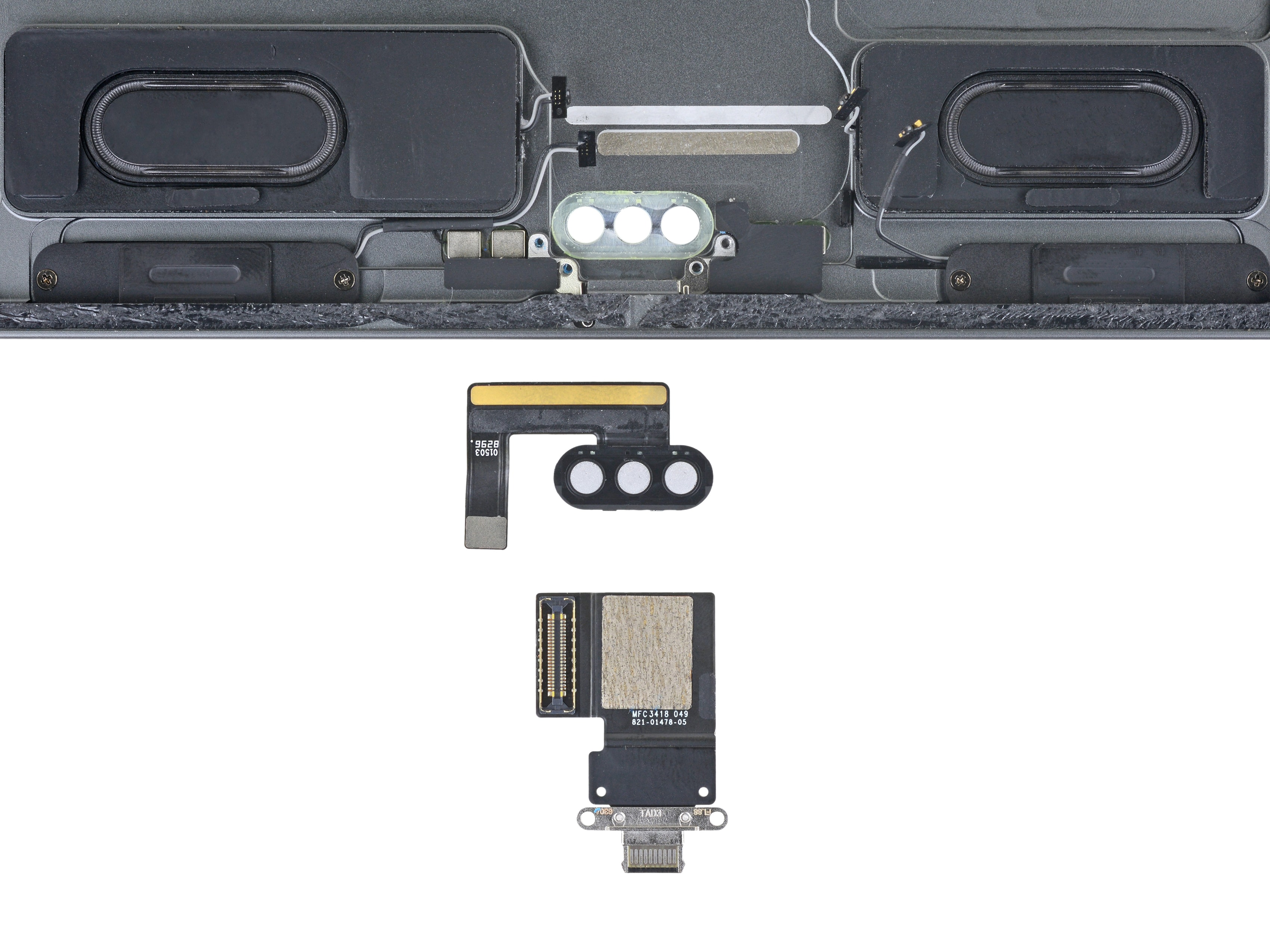 iFixit desmonta o iPad Pro de 11 polegadas (teardown)
