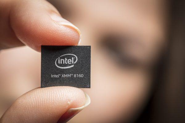 Modem 5G XMM 8160 da Intel