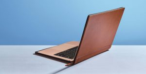 Capa para MacBook Air e Pro Journal, da Twelve South