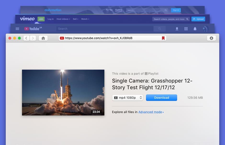 VideoDuke para macOS