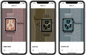 Novas pulseiras da Nike