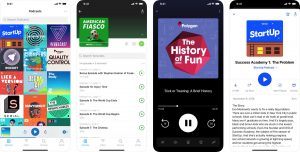 Pocket Casts para iOS
