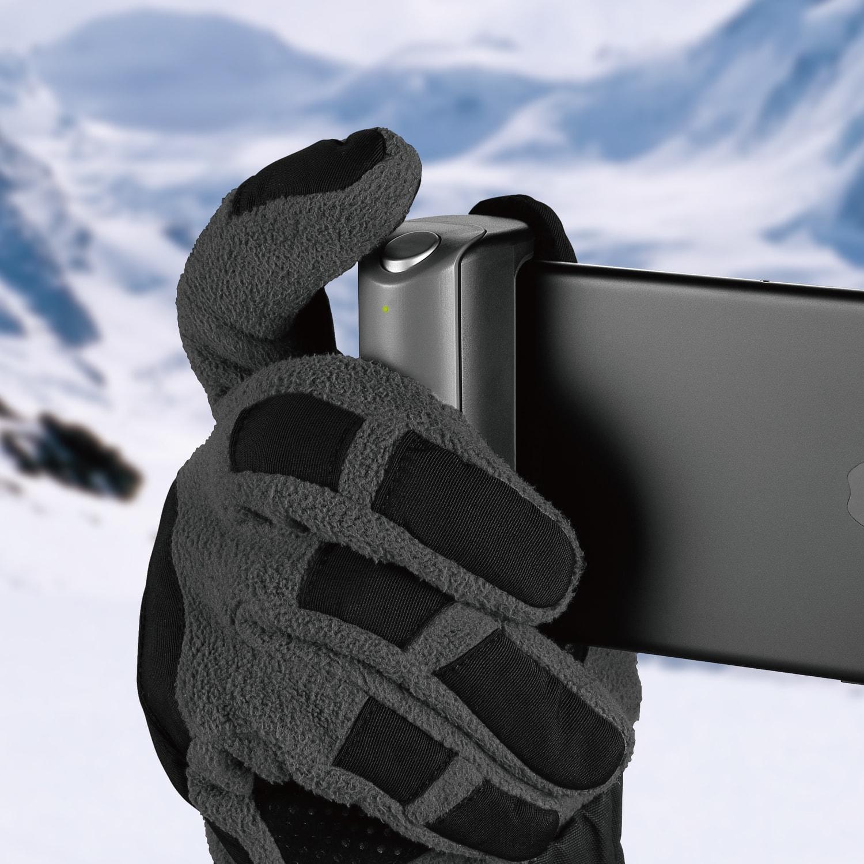 ShutterGrip, da Just Mobile
