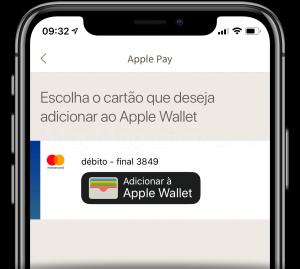 Cartão de débito do Banco Itaú no Apple Pay