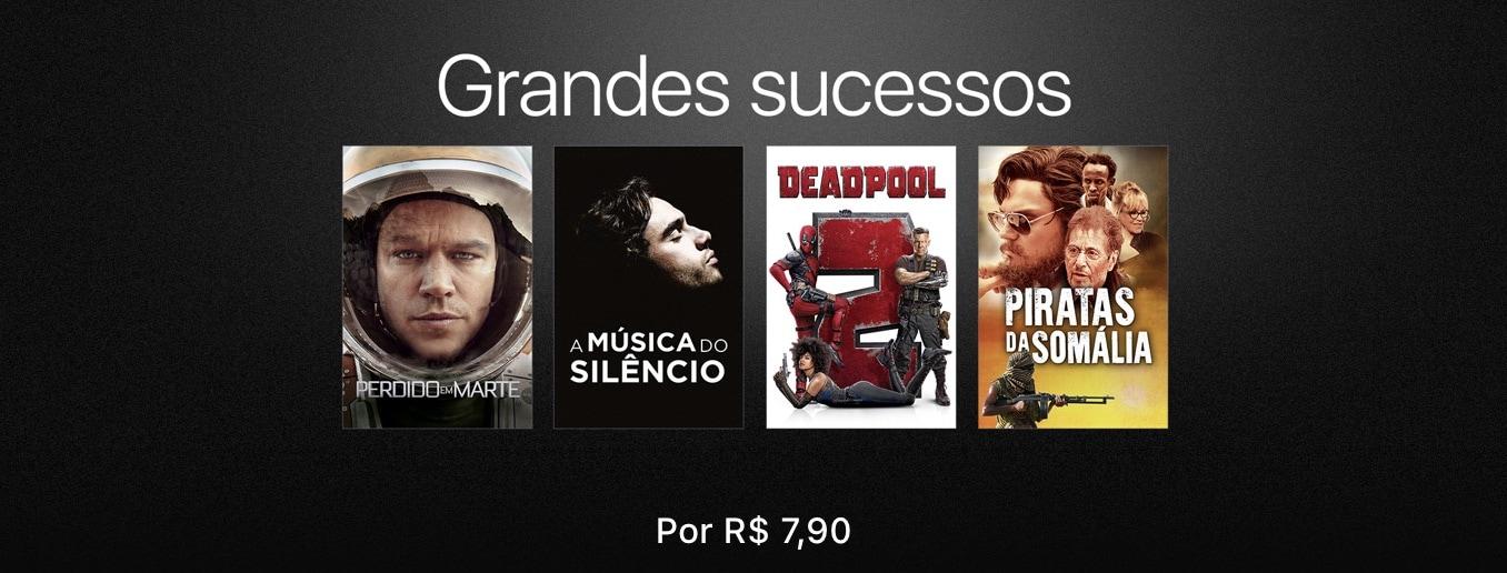 Grandes sucessos - iTunes Store