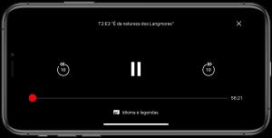 Novo reprodutor do Netflix para iOS