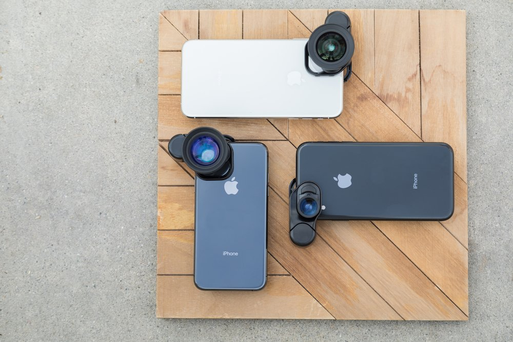 Novos clips para os iPhones XR/XS/XS Max