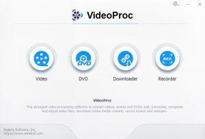 VideoProc, processador de vídeos da Digiarty Software