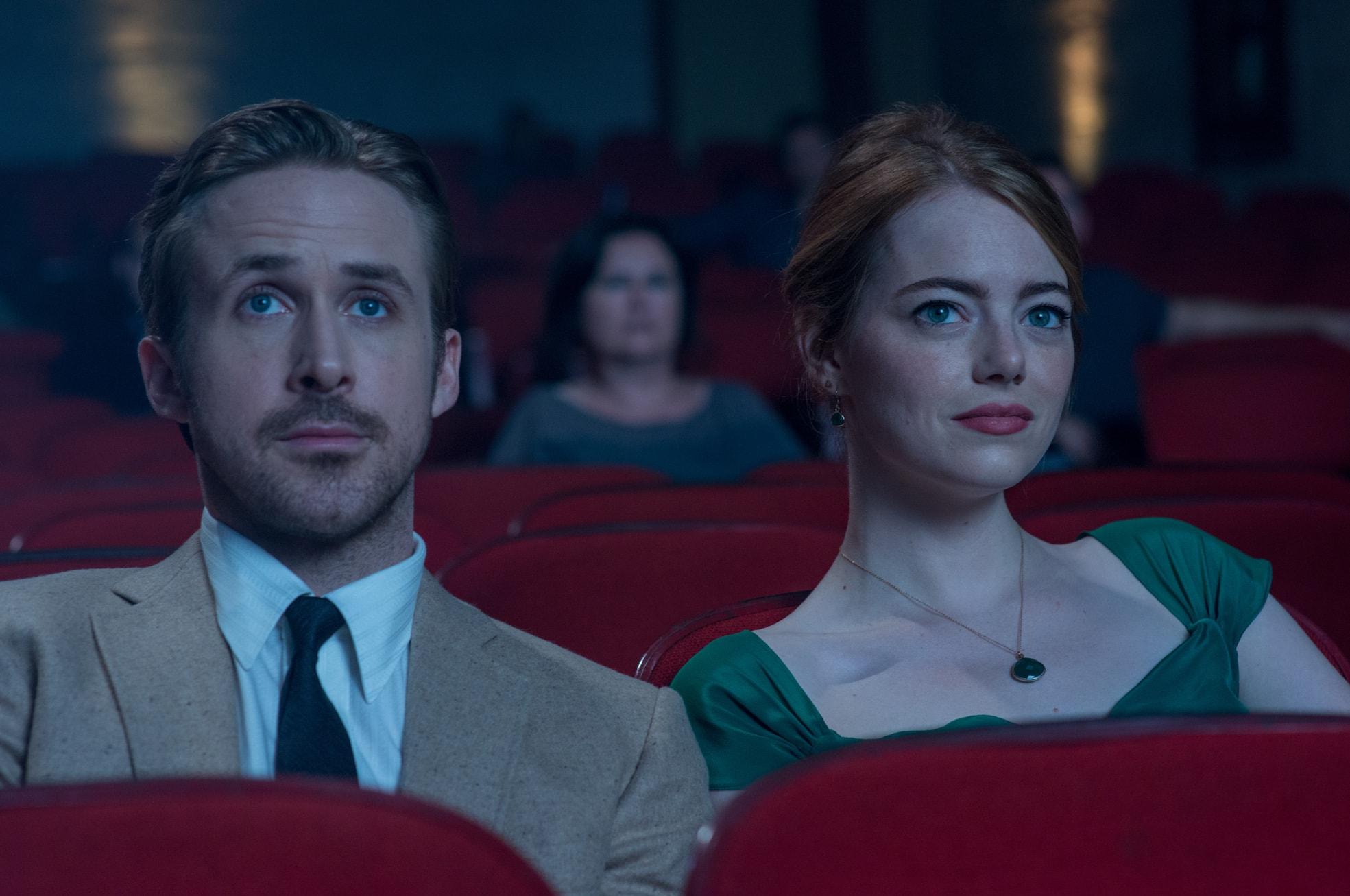 Filme - La La Land: Cantando Estações