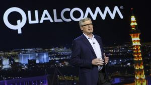 Steve Mollenkopf, CEO da Qualcomm