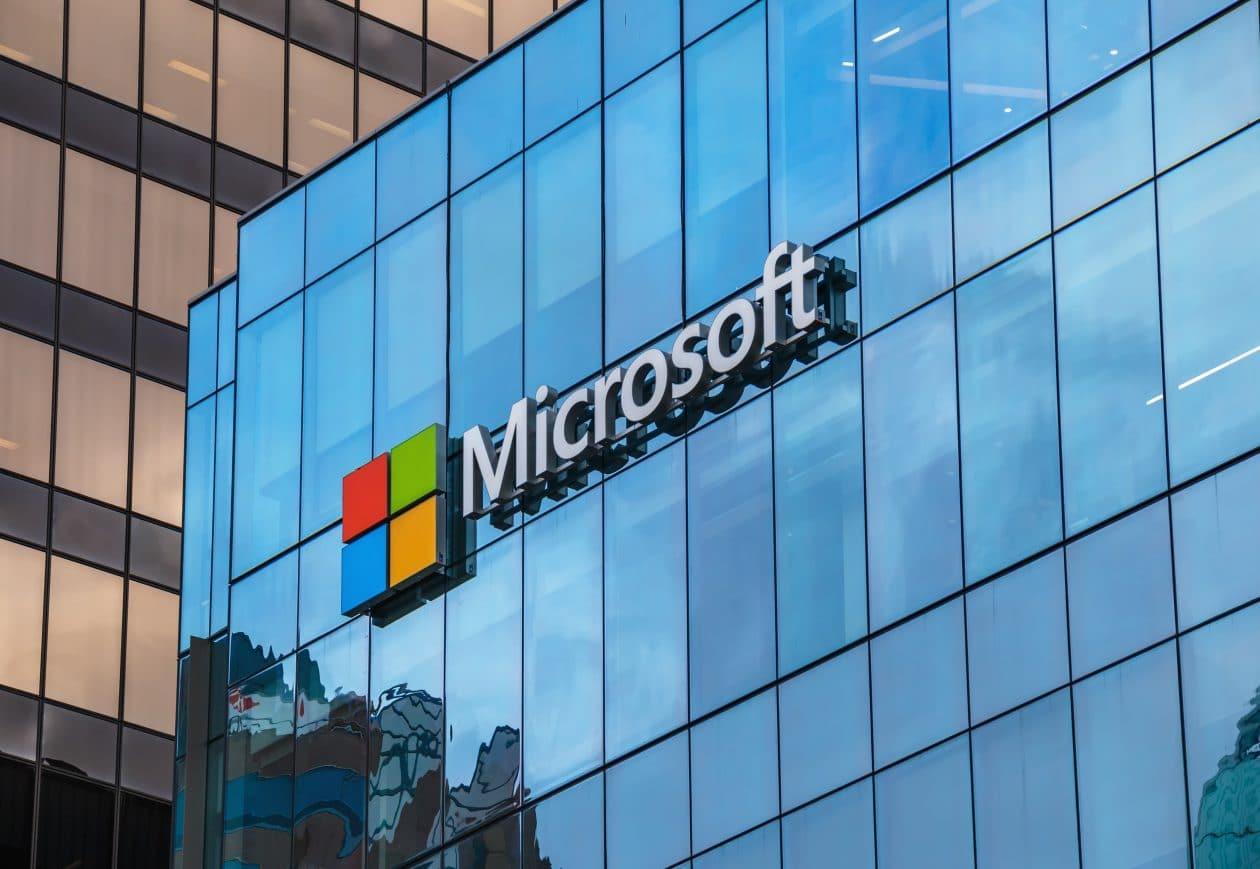 Escritório da Microsoft no Canadá