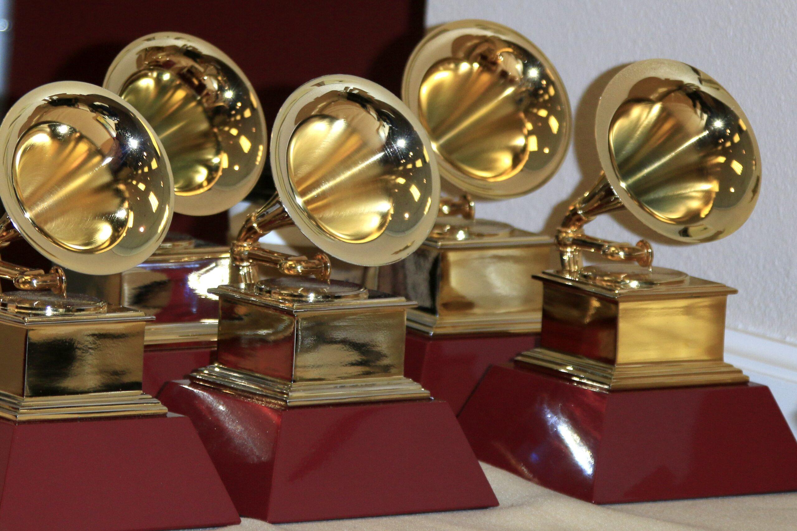 Estatuetas do Grammy